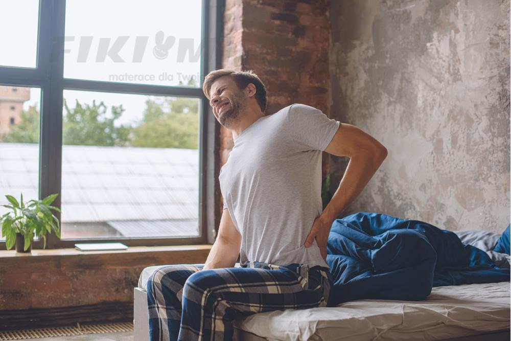 Jaki materac na ból kręgosłupa?