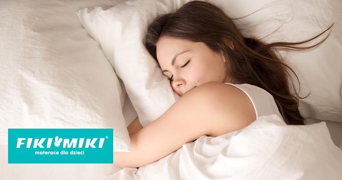 Najlepsze pozycje do spania – krótki przewodnik