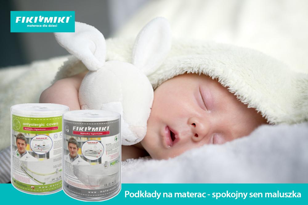 Ile śpi noworodek? Jak zapobiegać problemom ze snem u dzieci?