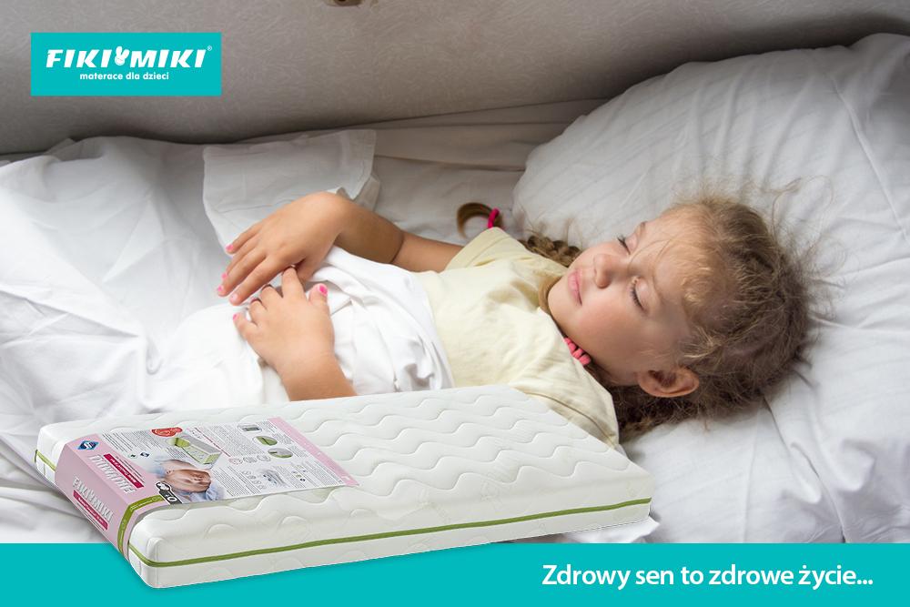 Jak wybrać materac antyalergiczny dla dzieci?