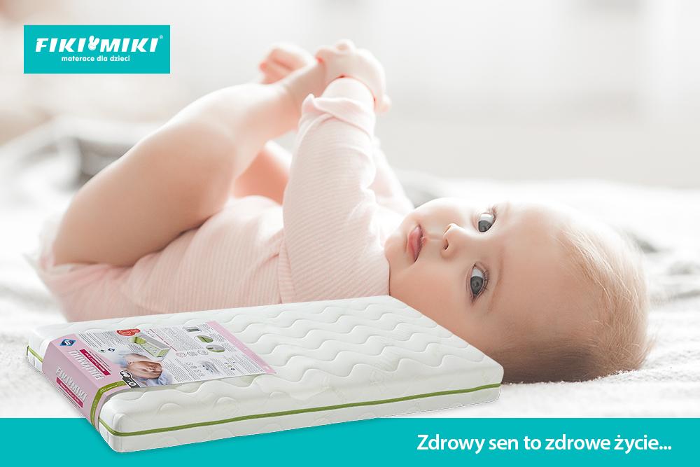 Jaki materac dla niemowlaka?