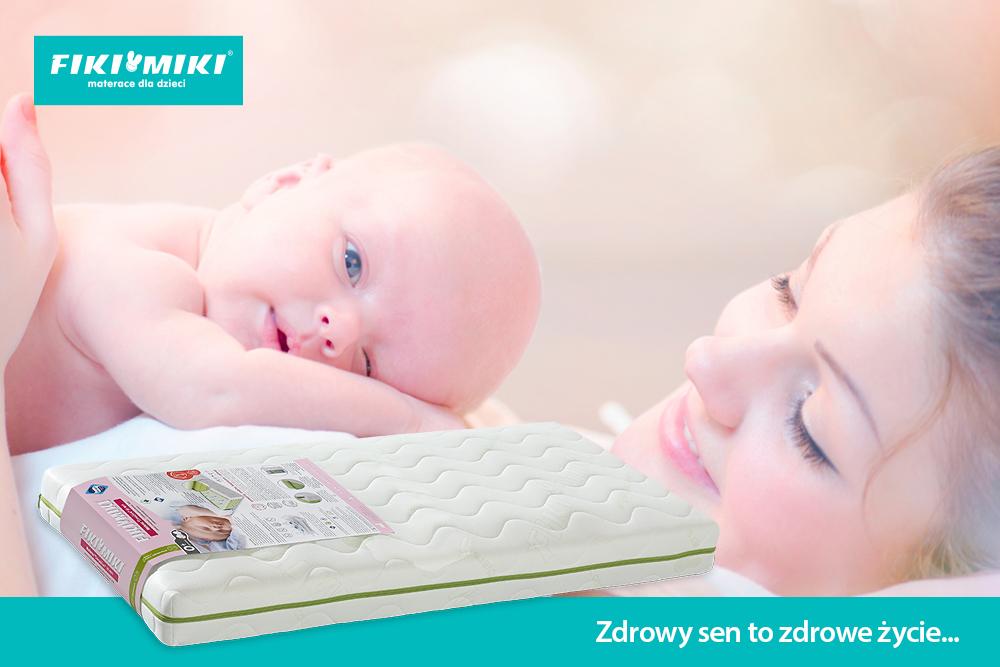 Materac dla niemowlaka - jak wybrać najlepszy?
